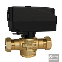 Picture: LK525 Cu22 Two-way Zone Valve