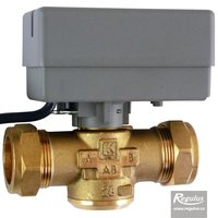 Picture: LK525 Cu28 Two-way Zone Valve