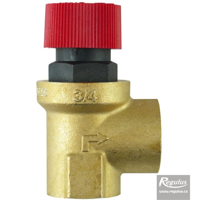 "Photo: Safety Valve, G 3/4"" F/F"