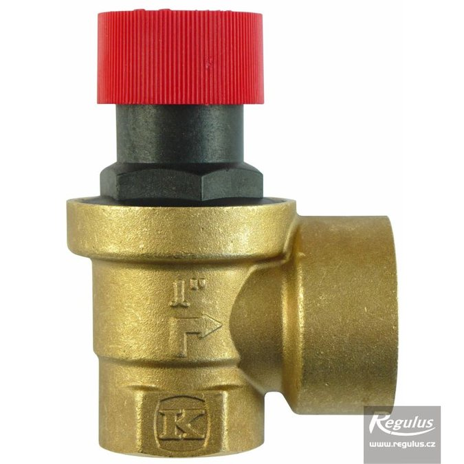 "Photo: Safety Valve, G 1"" F x 5/4"" F"