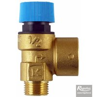 "Picture: Safety valve, G 1/2"" M x 3/4"" F"
