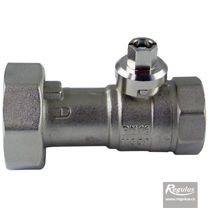 "Photo: Ball Valve, 6/4""x1"" Fu/F"