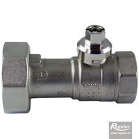 "Picture: Ball Valve, 6/4""x1"" Fu/F"