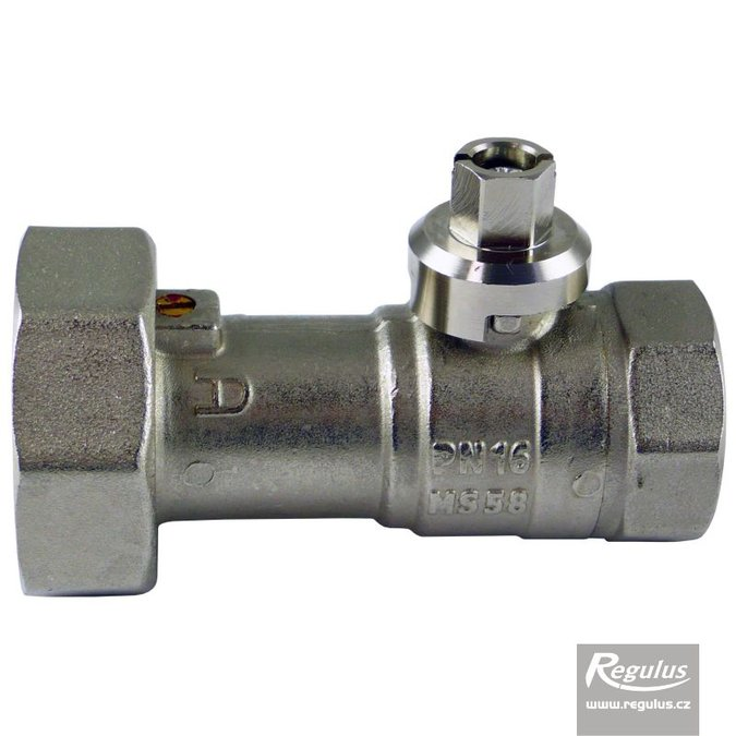 "Photo: Ball Valve, 6/4""x1"" Fu/F, non-return valve"