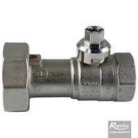 "Picture: Ball Valve, 6/4""x1"" Fu/F, non-return valve"