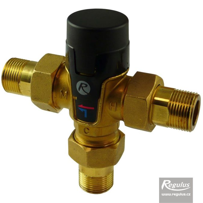 "Photo: TVmix Anti-Scald  Valve, G 3/4"" M, ZV"