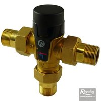 "Picture: TVmix Anti-Scald  Valve, G 3/4"" M, ZV"