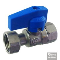 Picture: Ball Valve, with union nut (Fu/F)