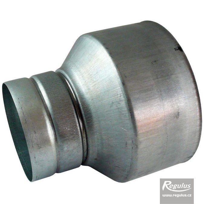 Photo: Duct Reducer, 100/75