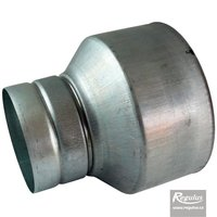 Picture: Duct Reducer, 100/75