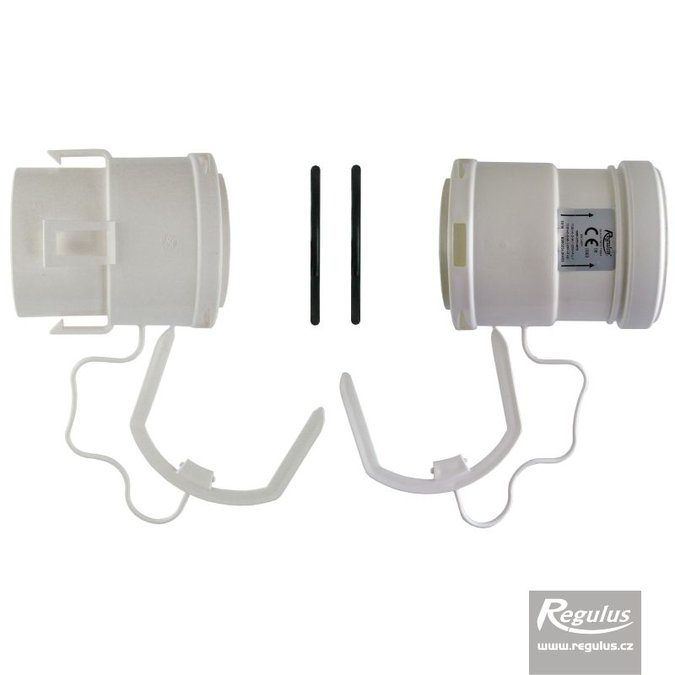 Photo: Adapter Kit, 80 mm diam., for flexible liner