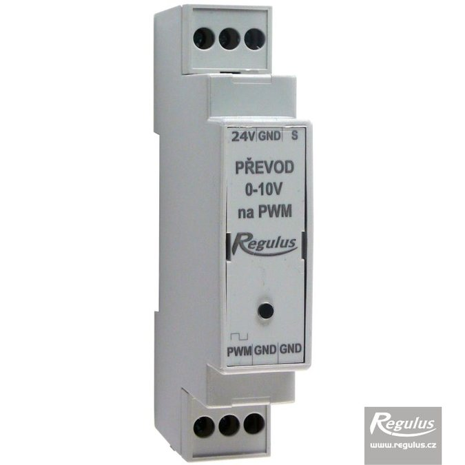 Photo: PWM Module for IR12
