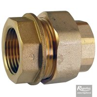 "Picture: Straight Pipe Fitting, 1"" F"