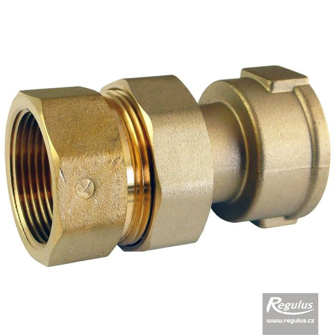 "Photo: Straight Pipe Fitting, 5/4"" F"