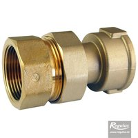 "Picture: Straight Pipe Fitting, 5/4"" F"