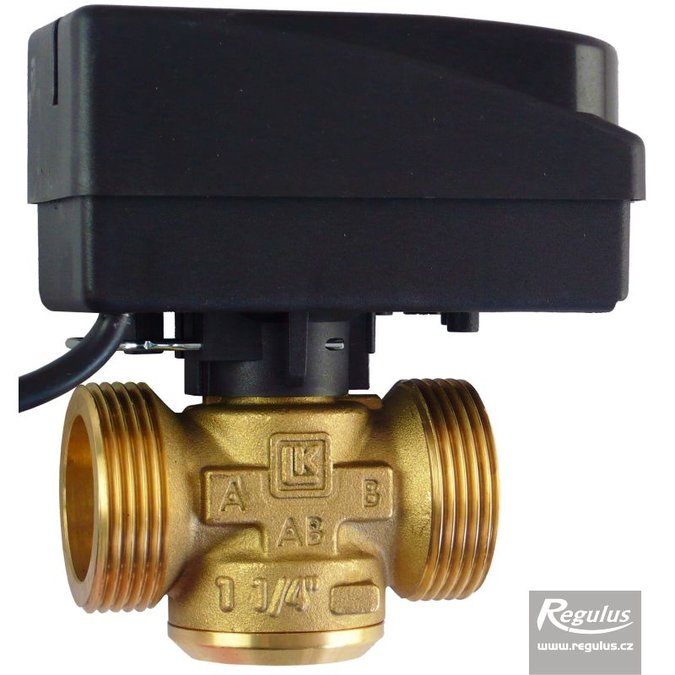 "Photo: LK525 G 5/4"" Two-way Zone Gate Valve"
