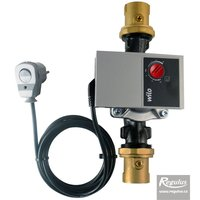 Picture: CS KK VYP W Pump, threaded fittings, el. wall plug with switch
