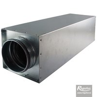 Picture: Duct Muffler for diam. 125 air ducts