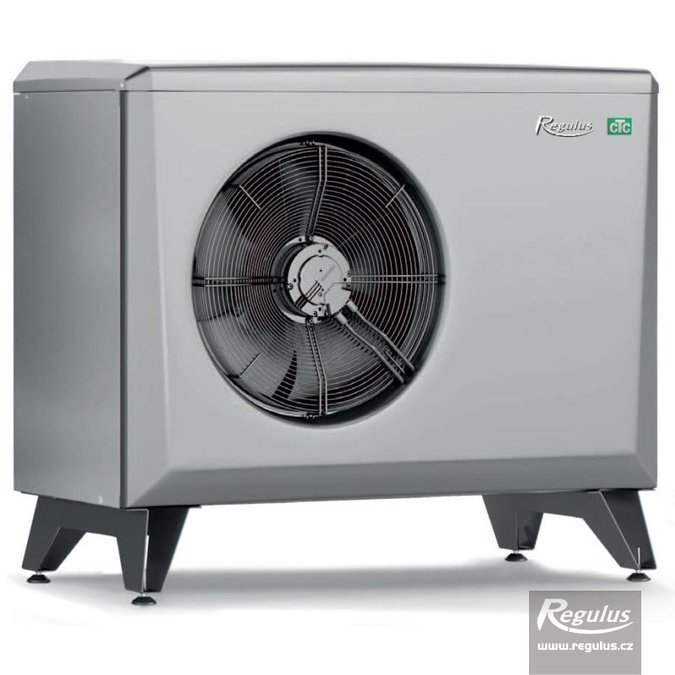 Photo: EcoAir 510M Heat Pump