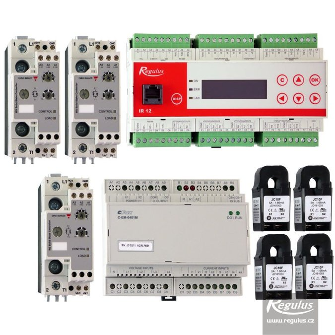 Photo: IR 12 FV3F CTC Controller