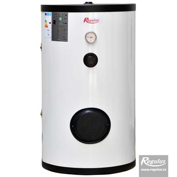 Photo: RGC 300 K Hot Water Storage Tank