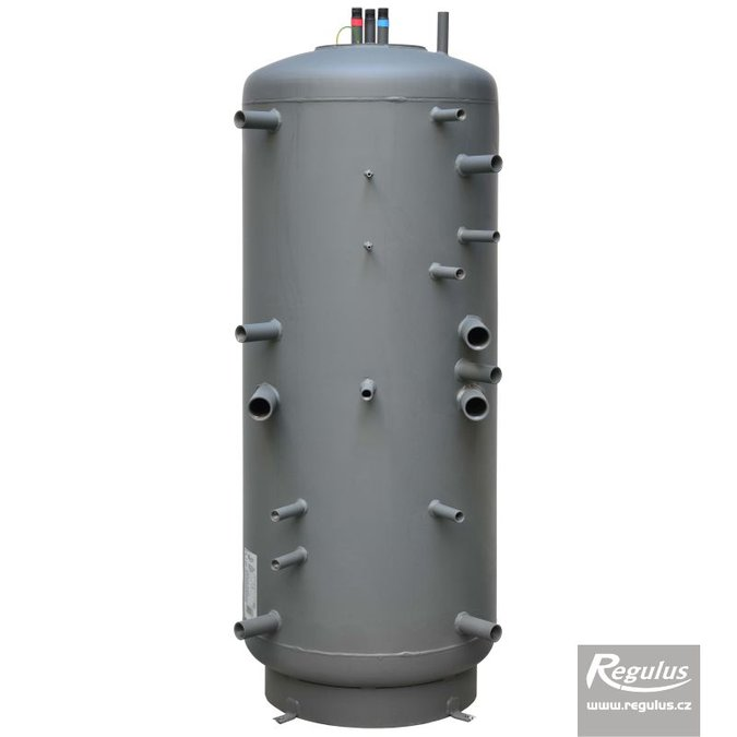 Photo: DUO 390/130 K Thermal Store with immersed DHW tank