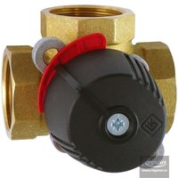"Picture: LK 840 2.0 Three-way Mixing Valve, 3/4"" F, Kvs 6.3"