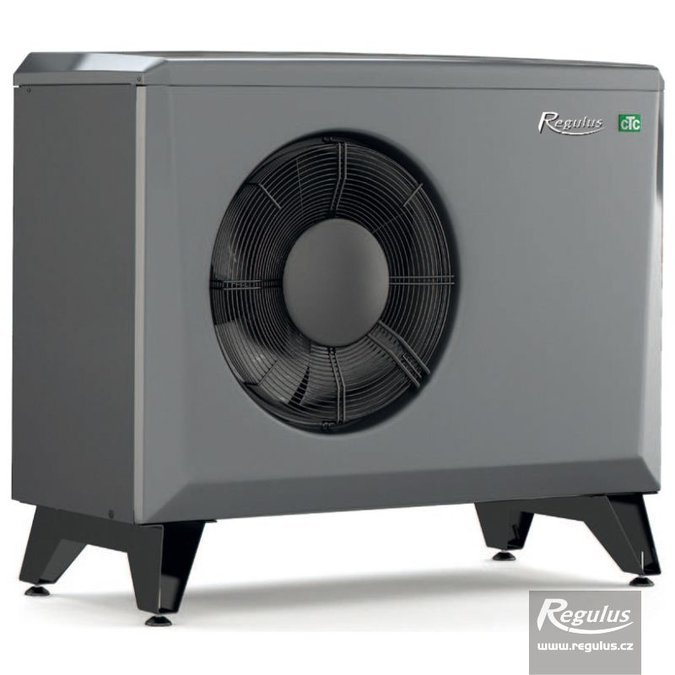 Photo: EcoAir 614M Heat Pump