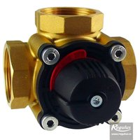 "Picture: LK 840 2.0 Three-way Mixing Valve, 6/4"" F, Kvs 25.0"