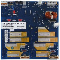 Picture: Control PCB for AM 290F, type Mark 2, with by-pass