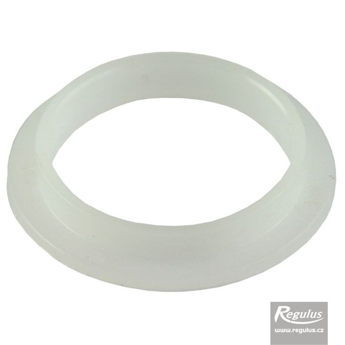 "Photo: Spacer Ring, nylon, diam. 26.3 for Cupro (3/4"") tube heat exchanger"
