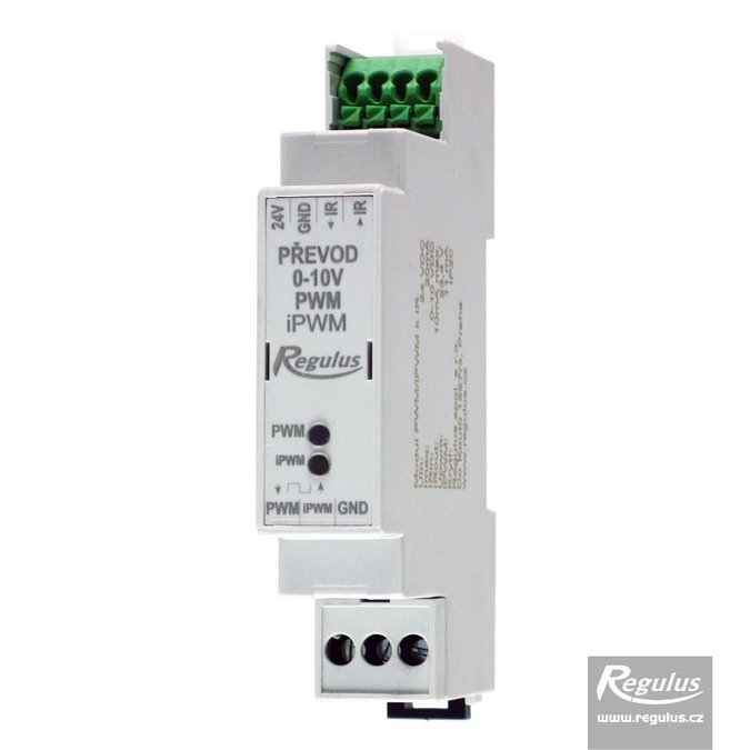 Photo: Module for IR12 - interface 0-10V to PWM, incl. iPWM