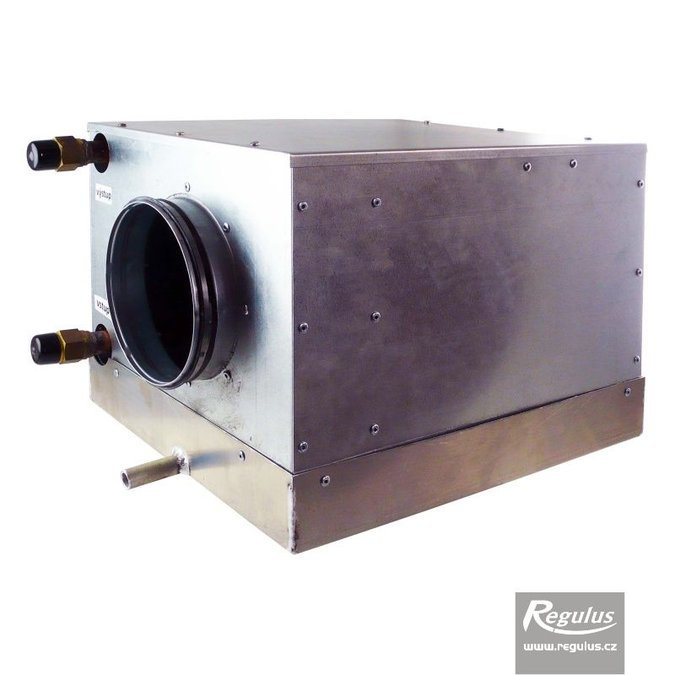 Photo: Air Heater/Cooler, 150