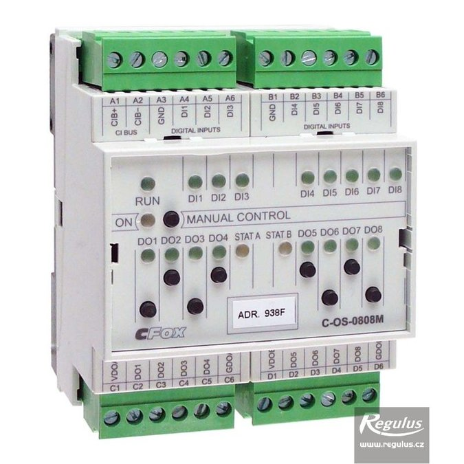Photo: Module for IR Controller for 8 analogue outputs (PWM)