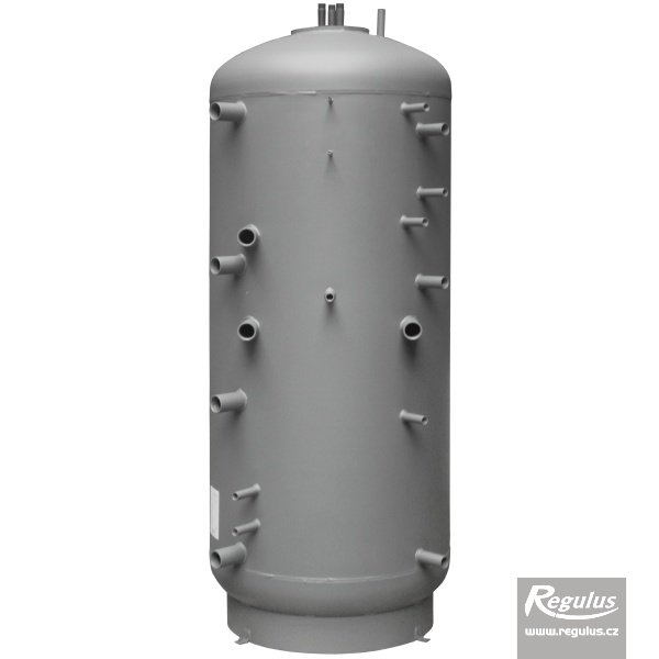 Photo: DUO 1000/200 Thermal Store with Immersed DHW Tank