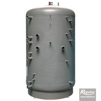 Picture: DUO 1700/200 PR Thermal Store with Immersed DHW Tank