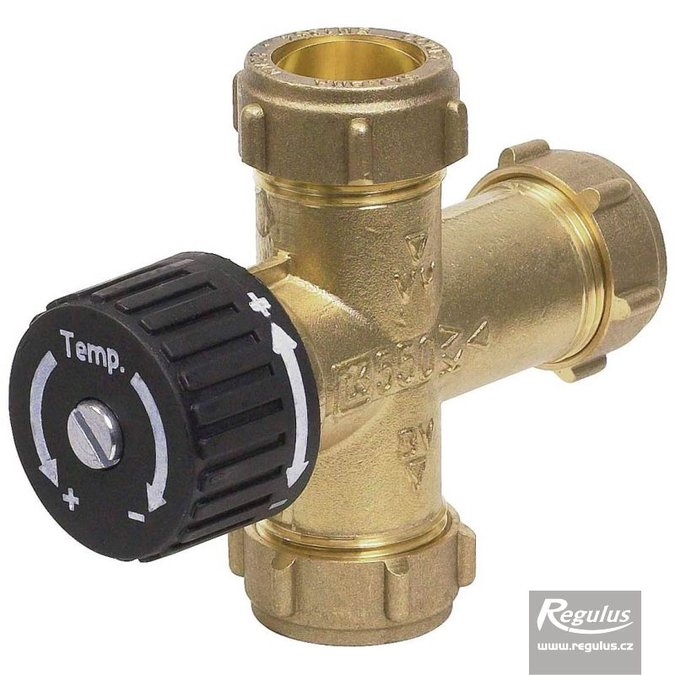 Photo: LK550 Anti-Scald Valve, Cu22