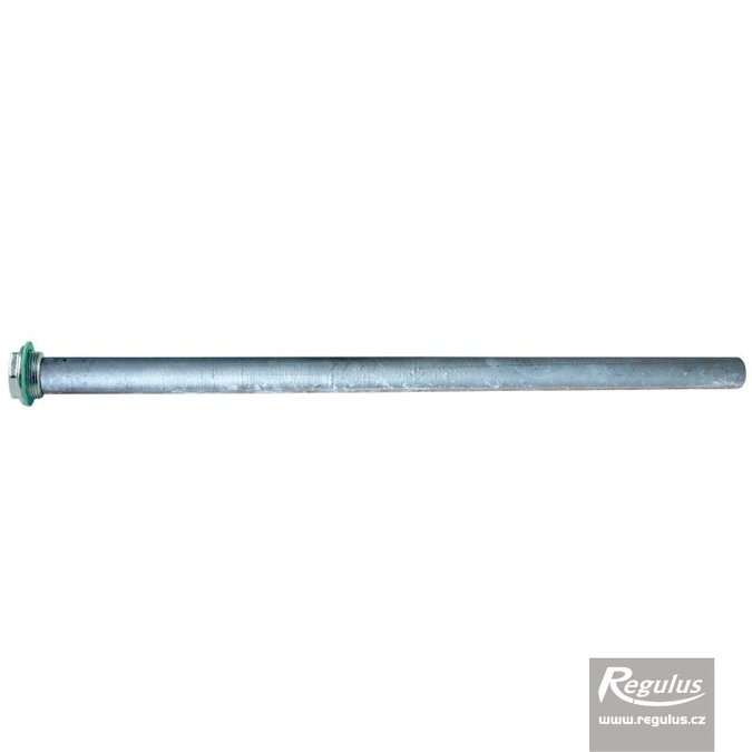"Photo: Anode Rod, magnesium, 500 mm long, 33 mm diam., G 5/4"" M"