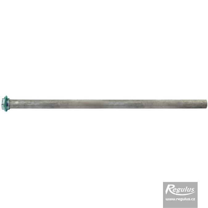 "Photo: Anode Rod, magnesium, 900 mm long, 33 mm diam., G 5/4"" M"