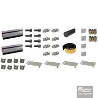 Picture: Mount and interconnection kit for 2 KPS11+ solar collectors