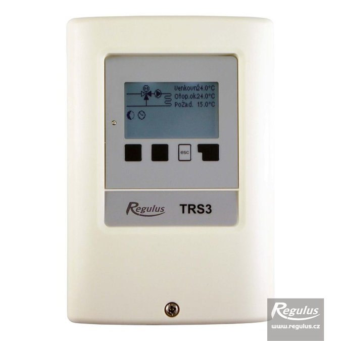 Photo: TRS3 Heating Controller