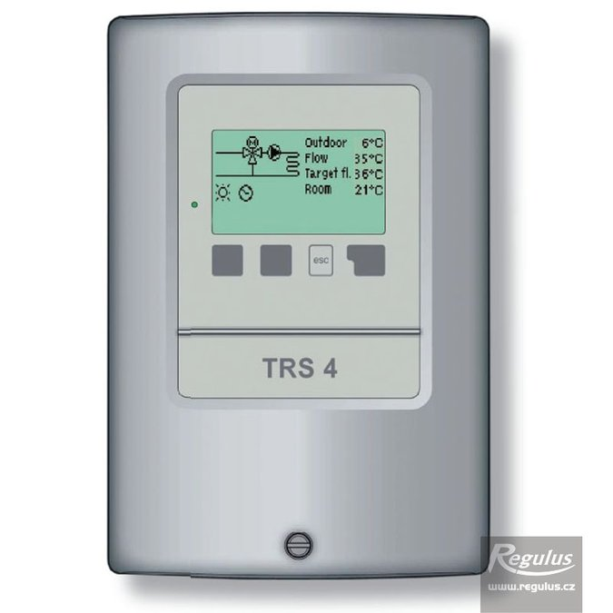Photo: TRS4 Heating Controller