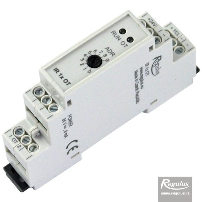 Photo: OpenTherm module for IR12