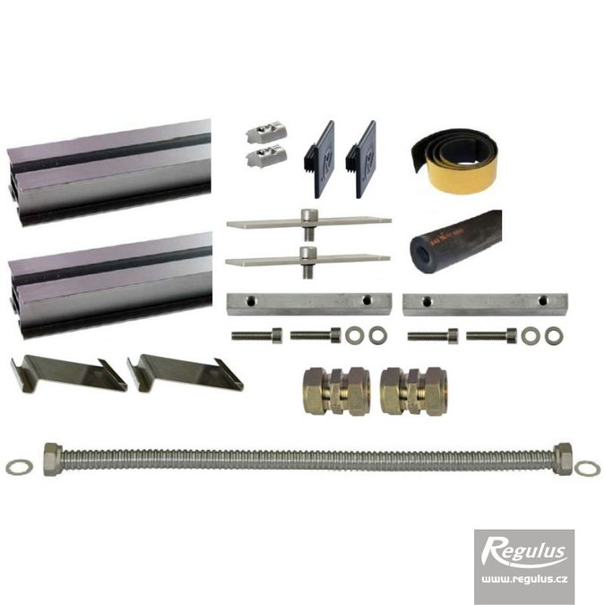 Photo: Extension kit for KPG1 Solar Collector