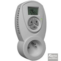 Picture: TZT63 Electronic Plug-in Thermostat with Timer