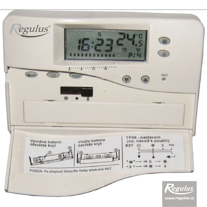 Photo: TP08 Room Thermostat