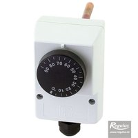 Picture: Encased adjustable immersion thermostat, 0-90°C