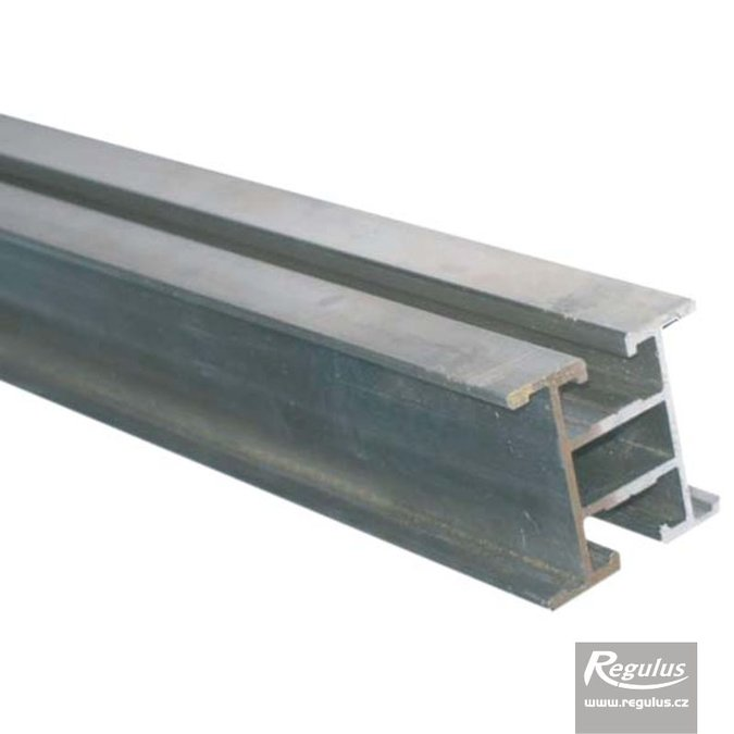 Photo: Aluminium Mounting Rail, 6.15 m