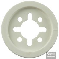 Picture: Knob frame, white