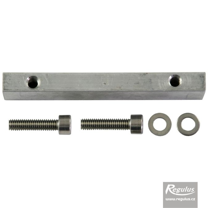 Photo: Extension kit for mounting rails connection
